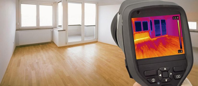 mold inspection orlando - thermal imaging camera