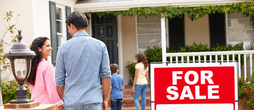 Family before buying a Florida home